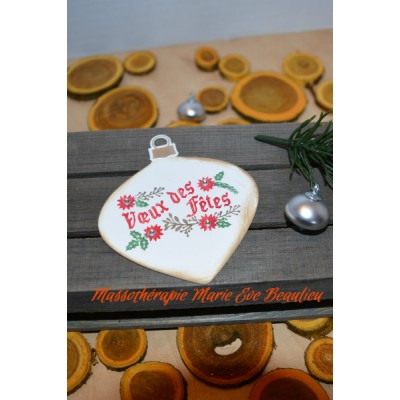 Christmas Gift Tags- ball