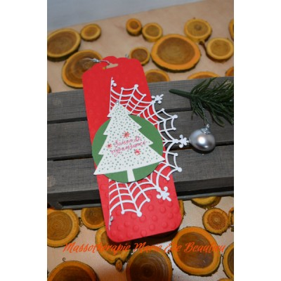 Christmas Gift Tags-fir